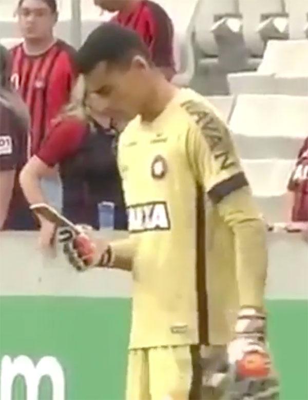 goalkeeper phone
